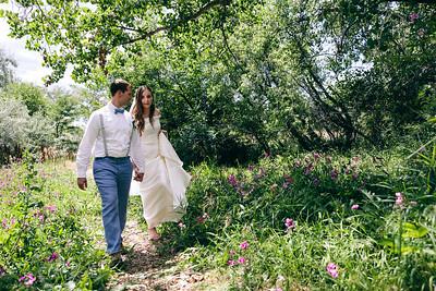 Katelynne & Brett, the wedding