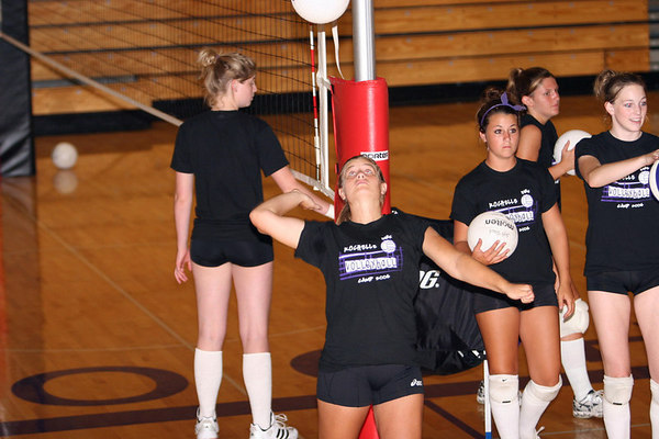 2006 HUB VOLLEYBALL CAMP GRADES 9-12