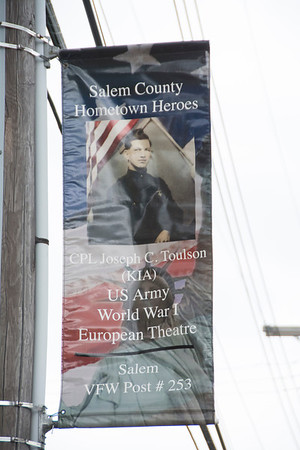 2014 Veterans Banners Salem City
