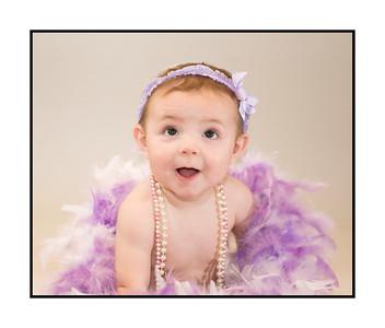Baby Portraits - Chyler