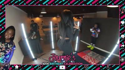 Journie's 10th Birthday