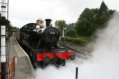 South Devon Railway - 22 September 2010