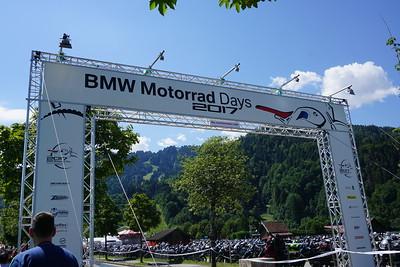 BMW Motorrad Days 2017 Garmisch-Partenkirchen&München
