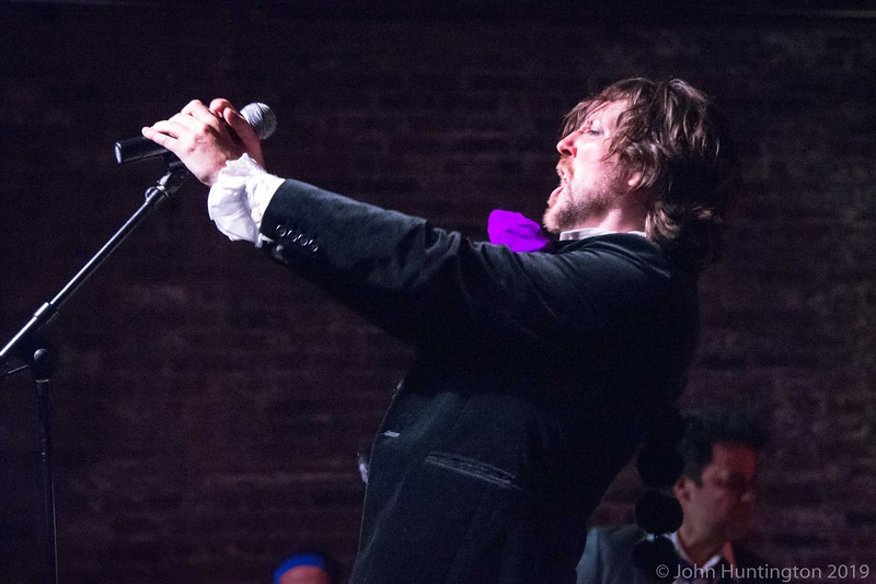 The Beautiful Ones at Cathyland Classic Album Night at The Brooklyn Bowl, July 17, 2015