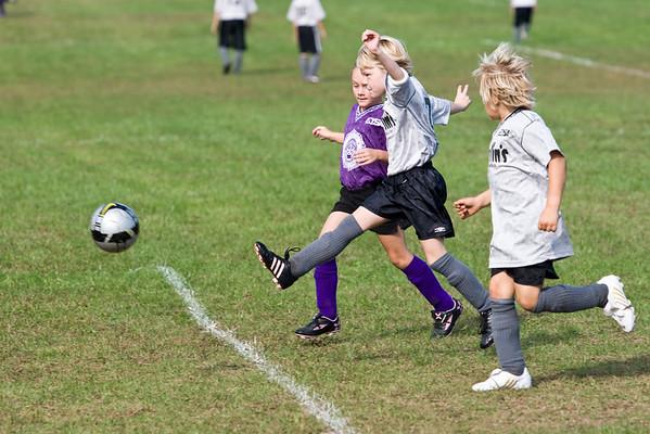 EYSA Soccer Game 20-Sep-08