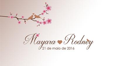 Mayara & Rodney 21-05-16