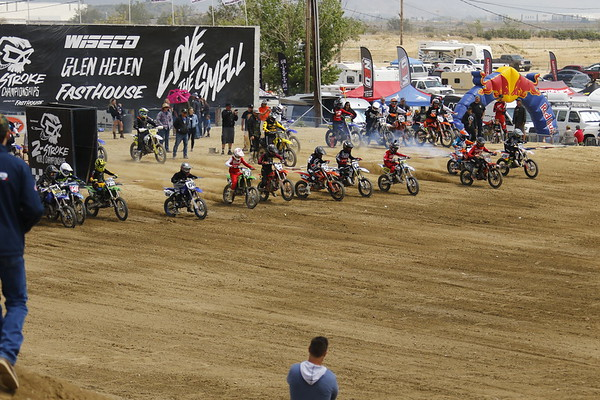 Race 9: Supermini & 250 Beg