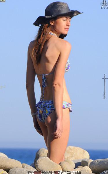 malibu model beautiful malibu swimsuit model 1036.45.