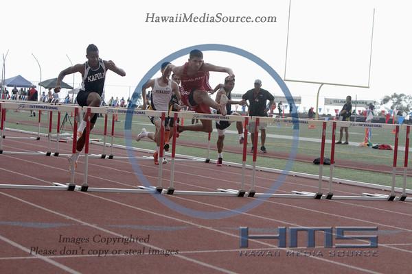 Boys 100m High Hurdles 5-9-14