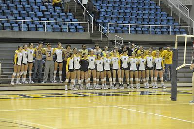 27223 Women's Volleyball vs. UCONN