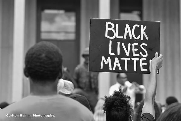 George Floyd Protest - Ruston, La