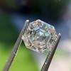 3.30ct Vintage Asscher Cit Diamond GIA J VS1 38