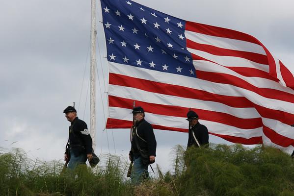 Civil War Border Skirmish