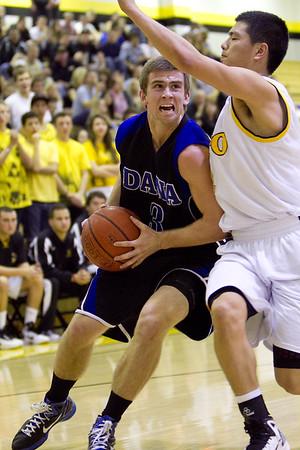 DH vs Capo Jan 14, 2011 (Var & JV)