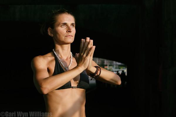 Blanka - Yoga