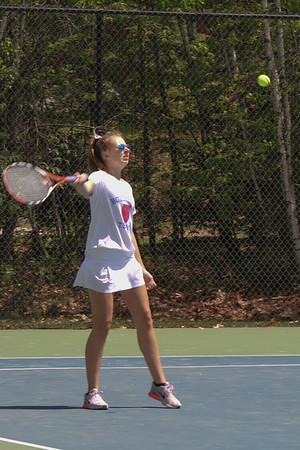 Girls' JV Tennis Tournament | May 20