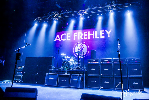 Ace Frehley Feb 2nd St George Theatre