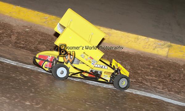 Trackside Dirt Oval 1-8-11