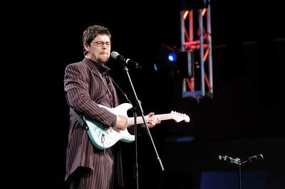 Jason Crabb at New Vision Ministry Center, 9/16/2007.