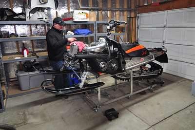 Dogmeat's sled lift