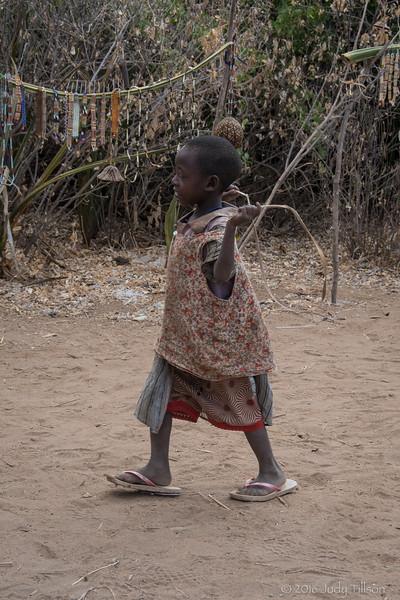 Tanzania Hadzabe Tribe Chief-3054.jpg