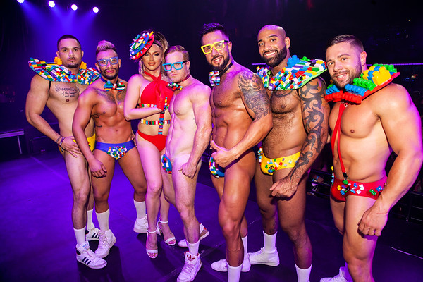 2018-06-09 - Masterbeat - LA Pride - Toy Factory