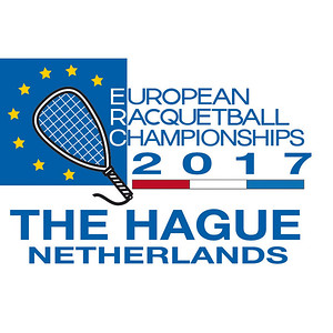 2017 19th European Championships held at Westvliet Welness and Racketclub  - The Hague