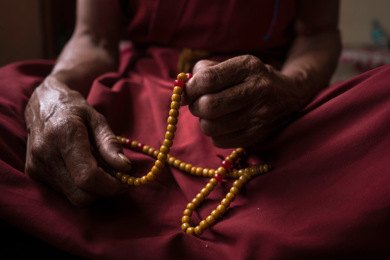 Despite a lot of opposition, political as well as from the families of nuns, the nuns were brought to the nunneries to provide a safe home. Elderly nuns now have sufficient time to meditate and prayer as their daily needs and food are taken care of.