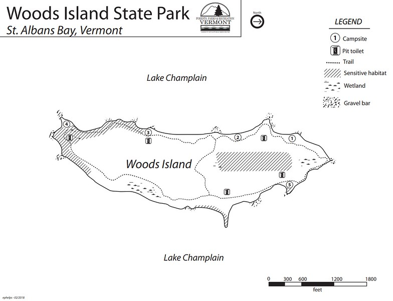 Woods Island State Park