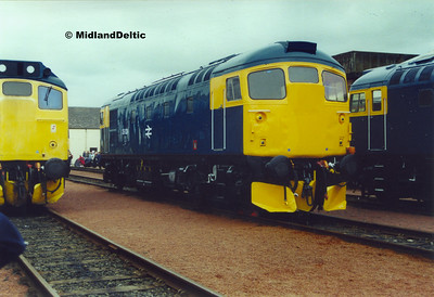 Glasgow Area (Rail), 16-09-2000
