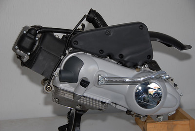 LX150 Engine photos