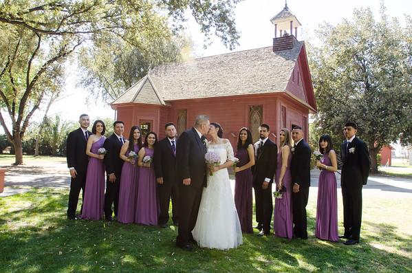 Michael & Rosa wedding