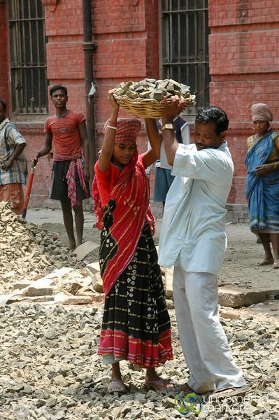A Helping Hand - Kolkata, India