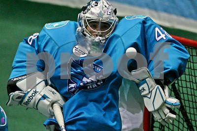 3/30/2013 - Toronto Rock vs. Rochester Knighthawks - Blue Cross Arena, Rochester, NY
