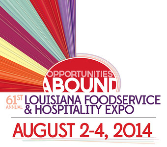2014 Louisiana Foodservice & Hospitality EXPO