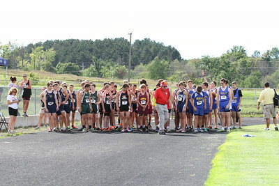 Boys' Start - 2014 Manton HS Fox and Hound Invite