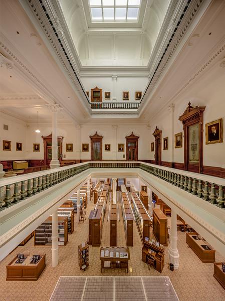 Legislative Library  End View