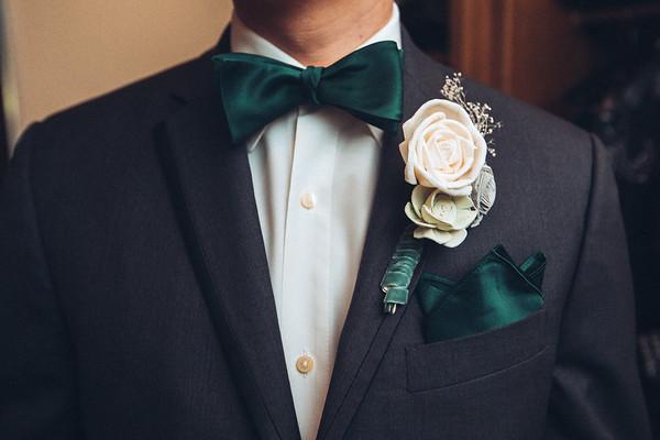 Wendi & Forrest Wedding