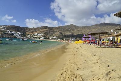Mylopotas Beach Ios Greece