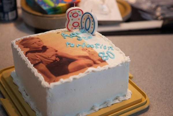 Horace's 80th Surprise Birthday Party