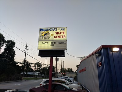 Humble Family Skate Center