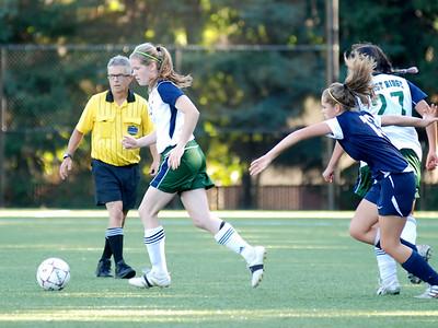 23 Sept 2012 vs Cedar Park Christian