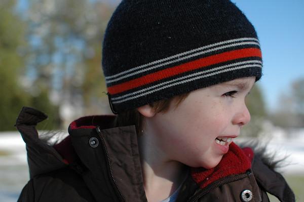 December Snow - 2010