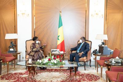 SEM Macky SALL - Président de la république du Sénégal - Sénégal
