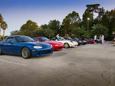 Orlando Roadsters Meet! Oct - 2014