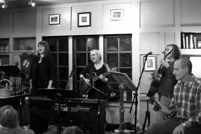 Trillium Soul at C&P Coffee - January 14, 2011
