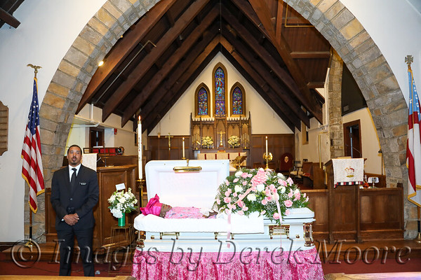 Private Images - Funeral Service for  Mrs. Erma Louise McBorrough Kla-Williams