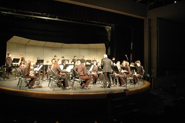 Upper School Holiday Concert