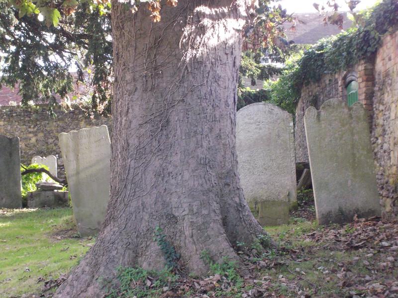 une tombe