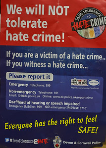 National Hate Crime Awareness Week Plymouth 2019